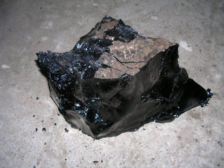 سنگ معدنی قیر